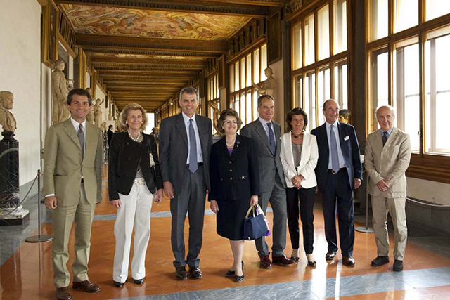 Salvatore Ferragamo to help fund Uffizi Gallery revamp ...