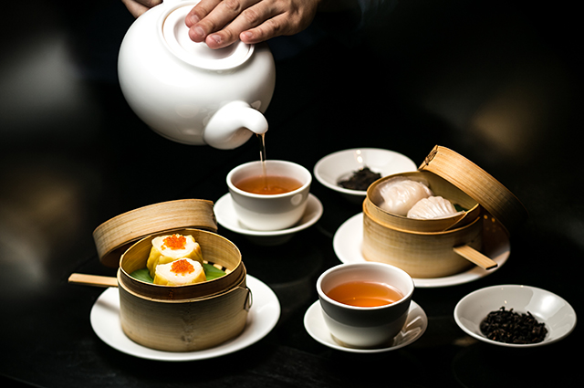 Tea culture at Hakkasan Dubai and Hakkasan Abu Dhabi