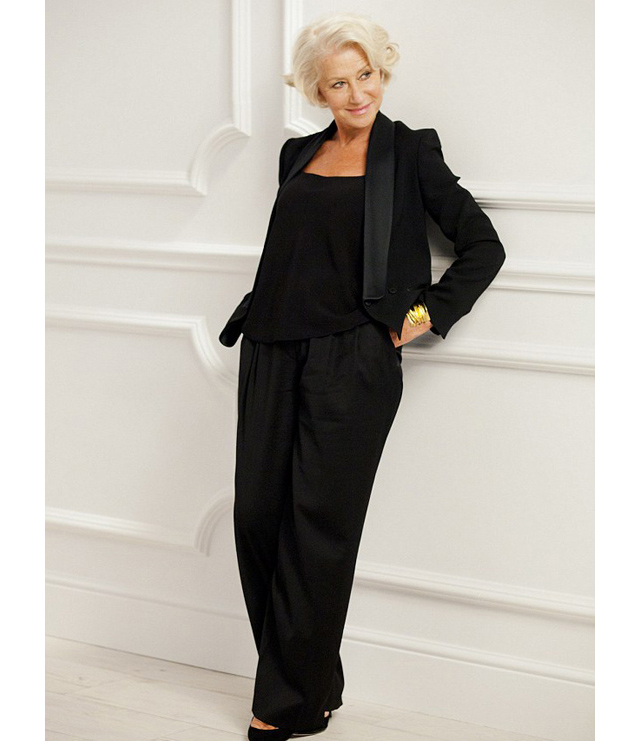 Helen Mirren for L'Oreal - backdate