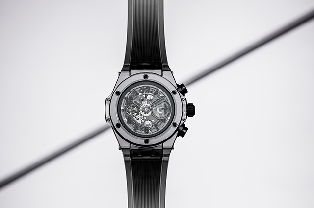 Hublot Big Bang Unico Sapphire All Black