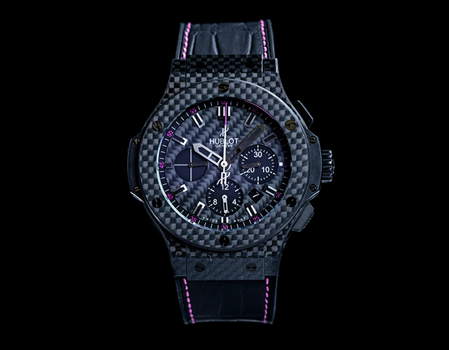 Big Bang Womanity in carbon fibre