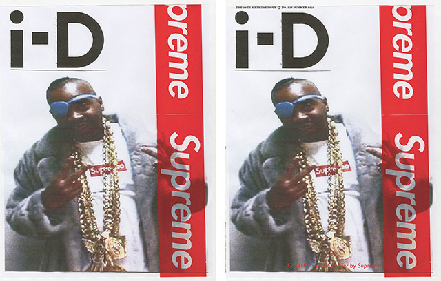 i-D magazine unveil special designer covers to celebrate anniversary