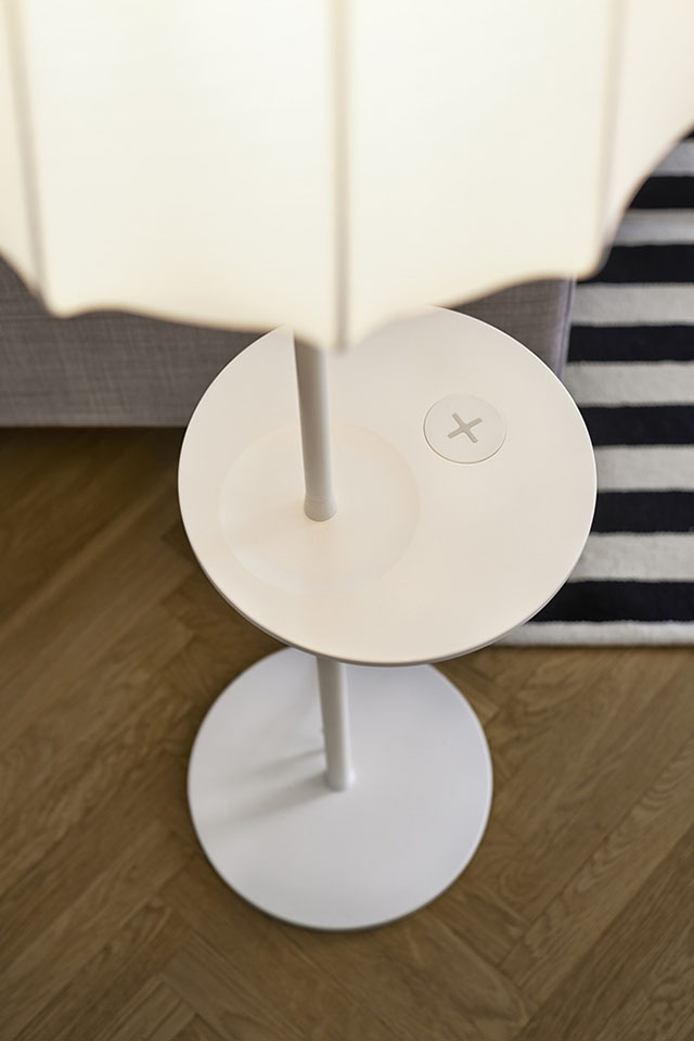 IKEA Launches Furniture That Can Wireless Charge Your Smartphone