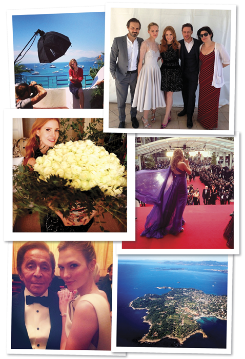 Cannes Film Festival 2014: The Best Instagram Pictures of the Week (фото 2)