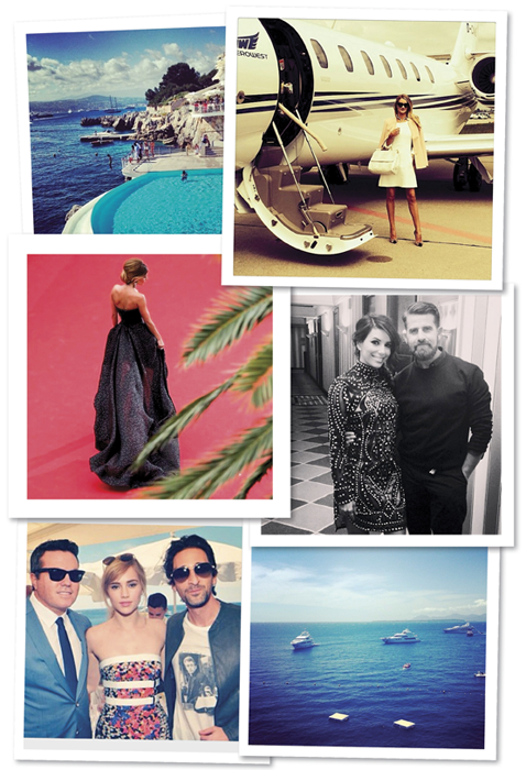 Cannes Film Festival 2014: The Best Instagram Pictures of the Week (фото 1)