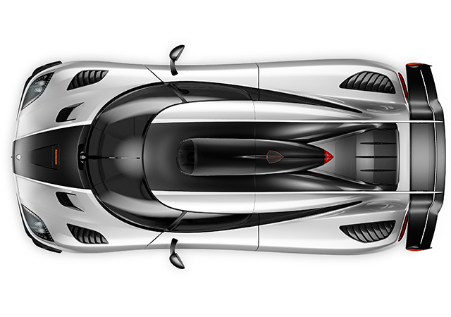 The Koenigsegg One: 1 – Will the world's first megacar also be the most expensive? (фото 1)
