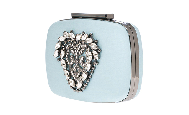 Manolo Blahnik unveils new bejewelled clutch collection