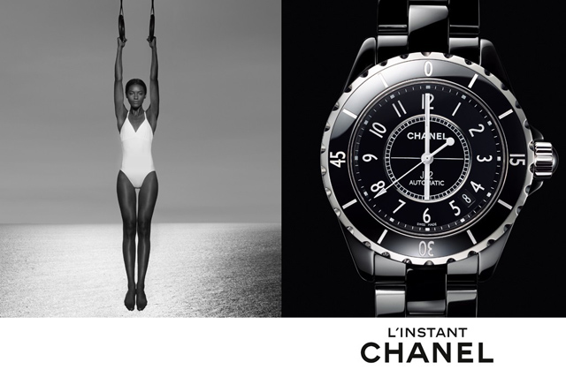 Chanel launching watch campaign