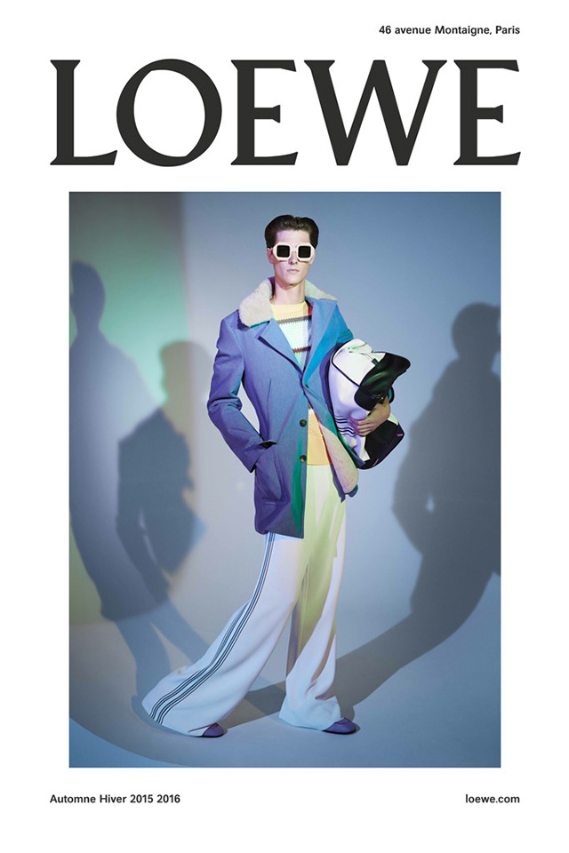Loewe taps Steven Meisel's personal archives for its new campaign (фото 1)