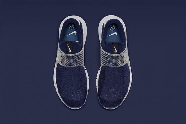 Nike Announces Release Date for its fragment design Sock Dart Obsidian