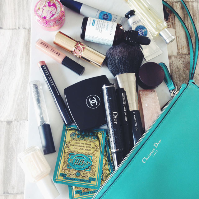 Razan Alazzouni beauty box