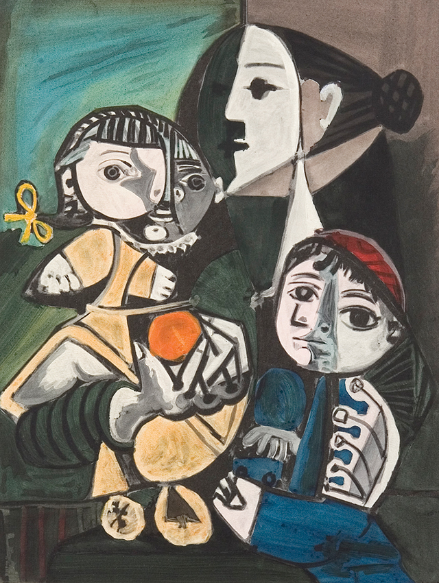 Artwork by Pablo Picasso