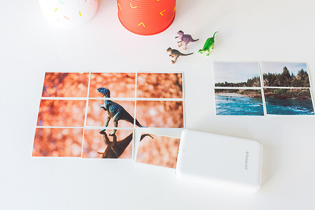 Polaroid Launches Instant Mobile Printer