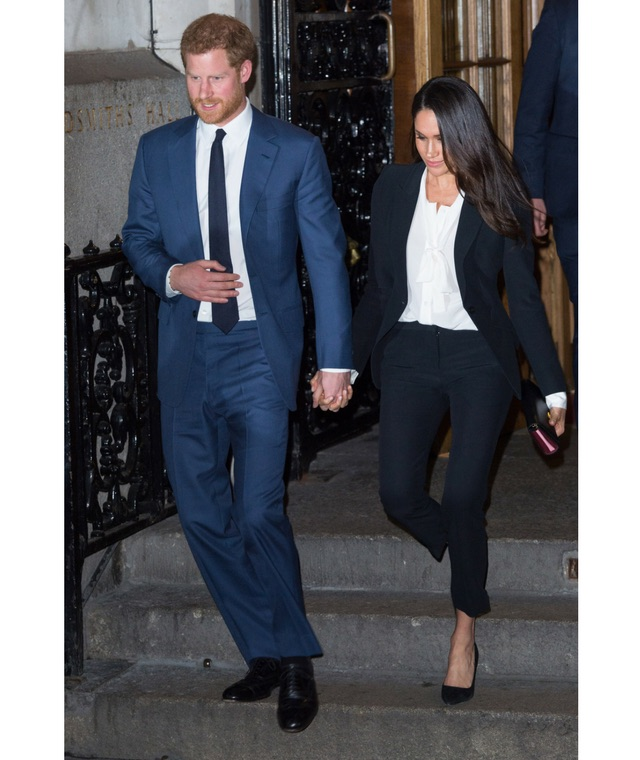 Prince Harry and Meghan Markle Endeavour Fund Awards