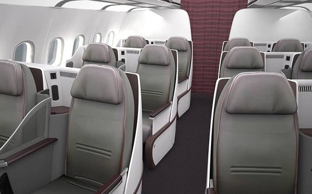 Qatar Airways business