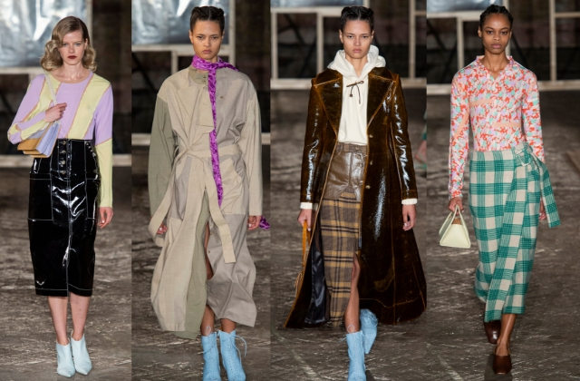 London Fashion Week F/W'19: Day four (фото 3)
