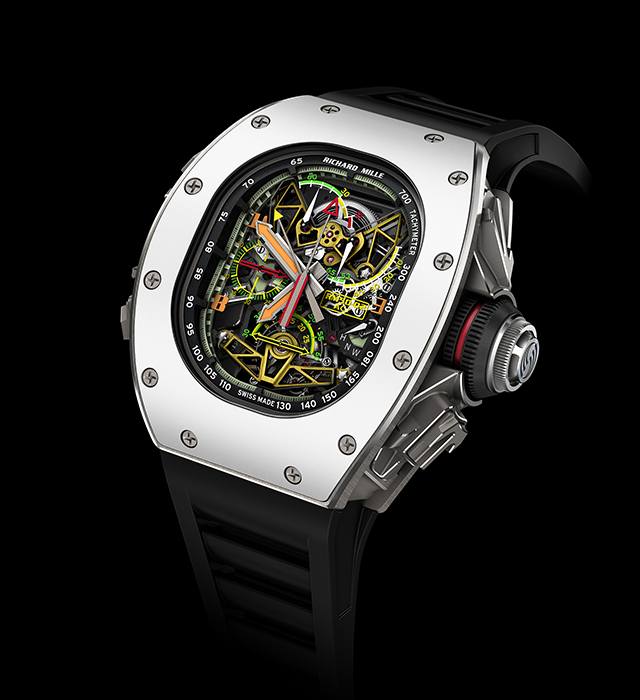 SIHH spotlight: Richard Mille's new collection (фото 2)