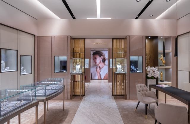Exclusive: How Roberto Coin is bringing next-level luxury to his new flagship store in Dubai (фото 1)
