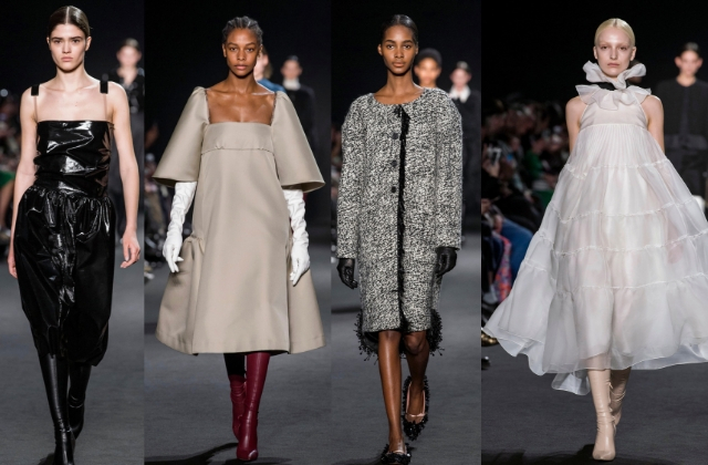 Paris Fashion Week F/W'19: Day two (фото 2)