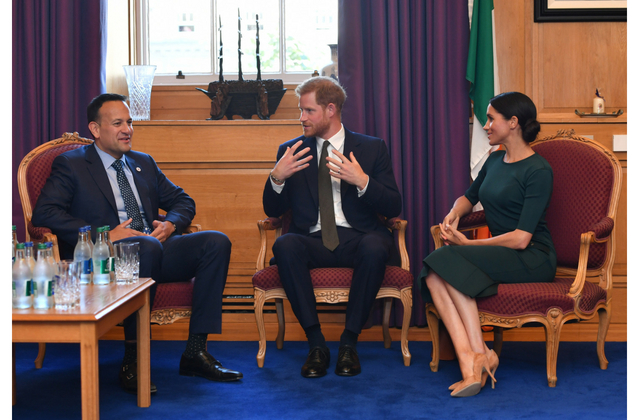 Royal Tour of Ireland