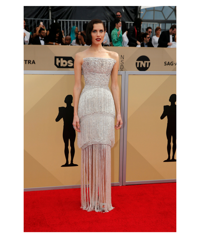2018 SAG Awards Allison Williams