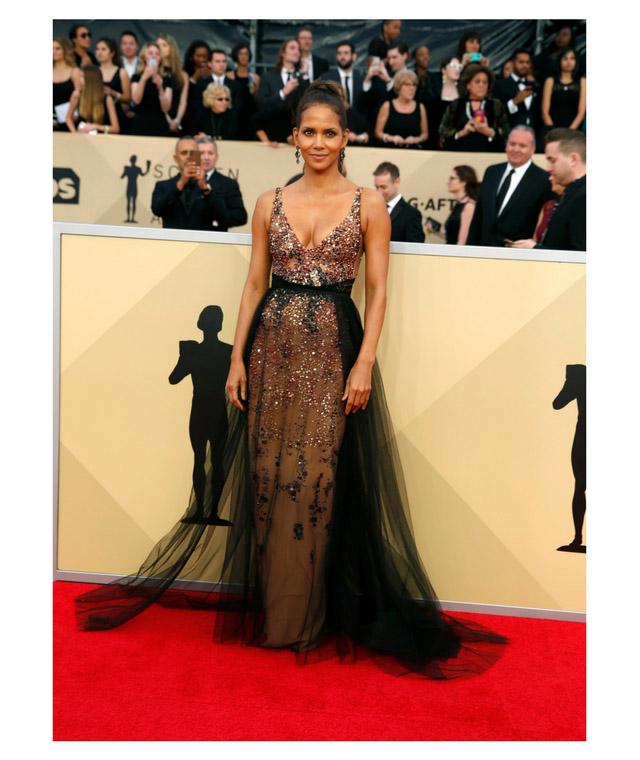 2018 SAG Awards Halle Berry