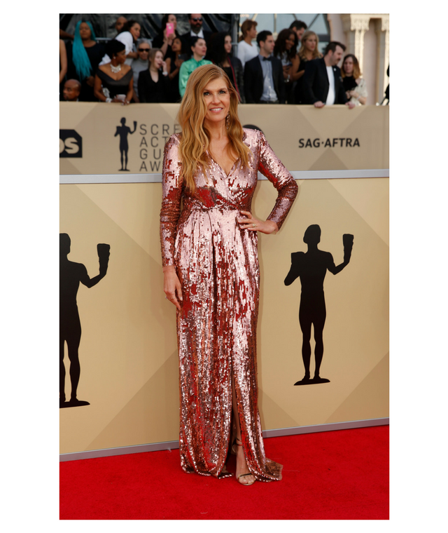 2018 SAG Awards Connie Britton