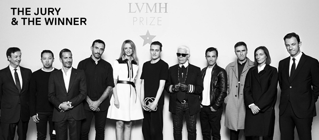 The LVMH Prize Winner is... Thomas Tait