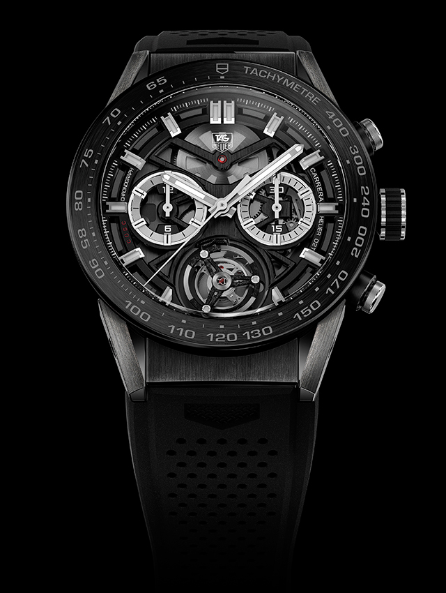 TAG Heuer the CARRERA Heuer-02T