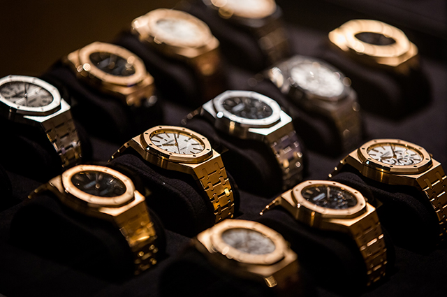 Timecrafters will display the world's most exclusive watches, including from Audemars Piguet