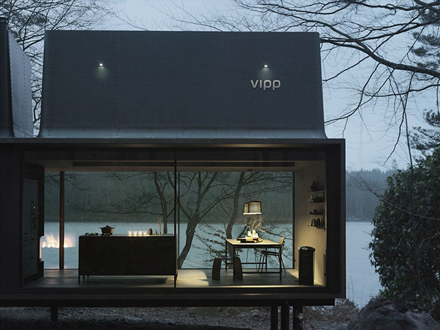 The VIPP Shelter - Contemporary Pre-Fabricated Houses
