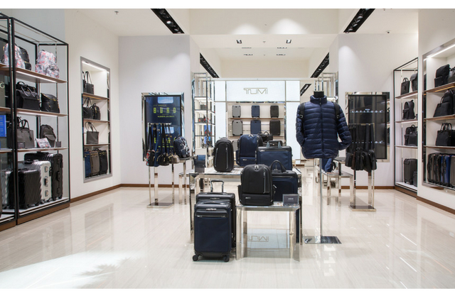 7fc26dddc7d9f Tumi opens its largest store in the region in The Dubai Mall