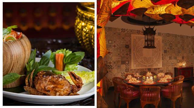 Burst of Asian flavours at Mekong