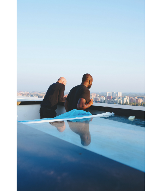 Virgil Abloh x Rem Koolhaas