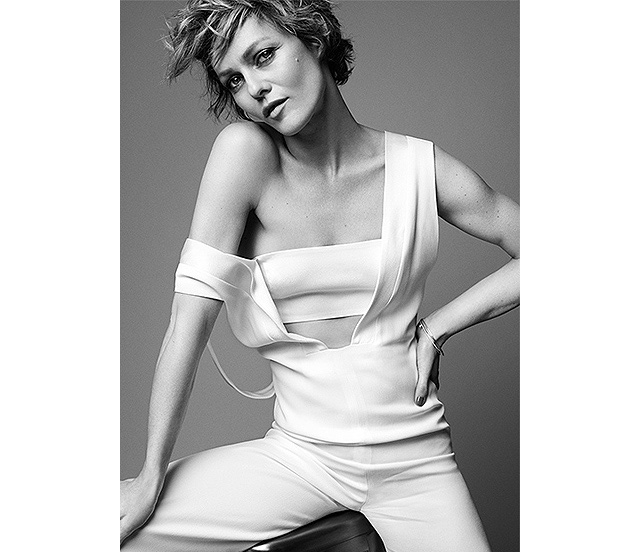 Vanessa Paradis shines in Net-a-Porter's The Edit (фото 2)