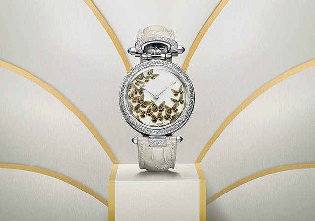 Bovet's Dials Inspired by Nature collection