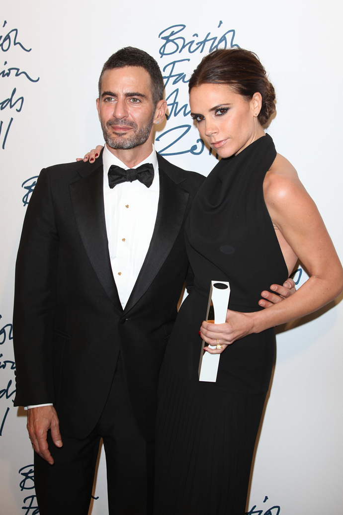 The British Fashion Awards 2013