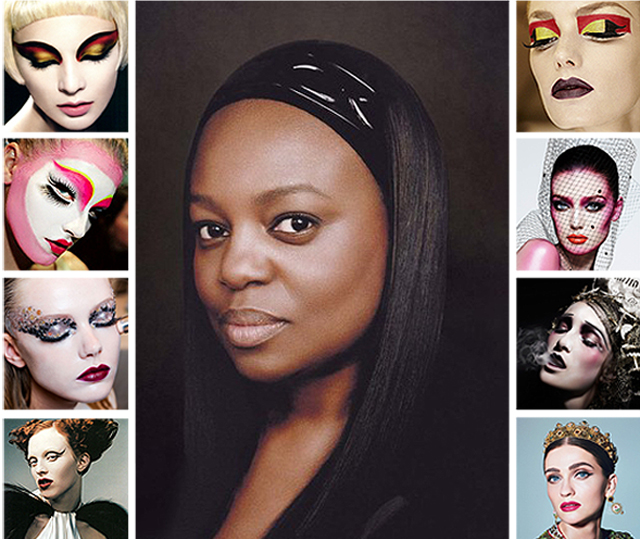 Best make-up artists at Fashion Week