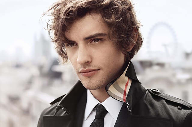 British actors Josh Whitehouse