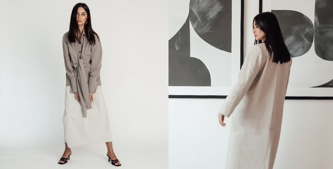 Amal Al Mulla's power pieces are perfect for the season