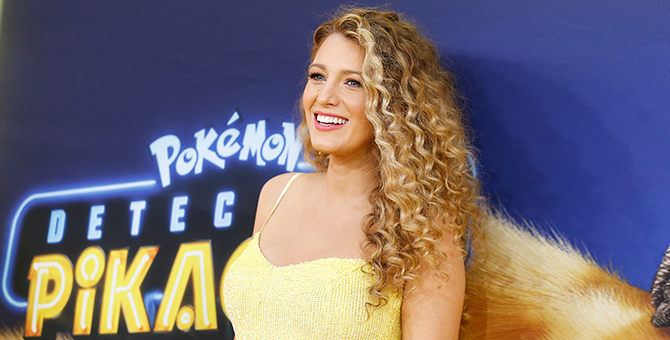 We'll be seeing Blake Lively on our TV screens pretty soon