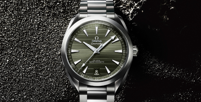 OMEGA's latest timepieces are ones you'll want to show off on your wrists