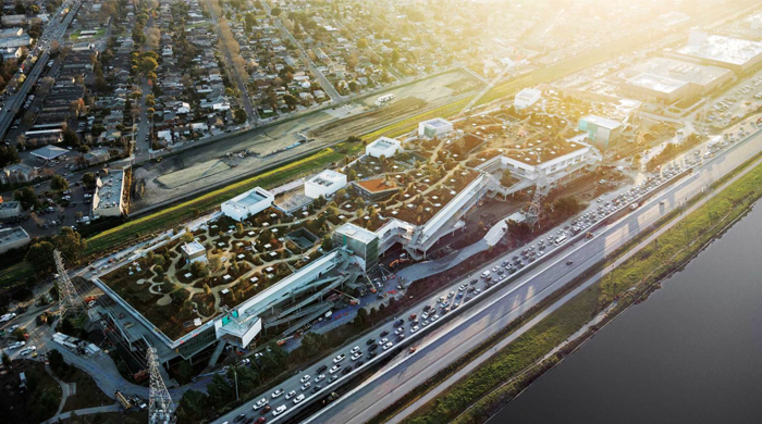 Updates are released on the Frank Gehry-designed Facebook