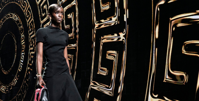 Livestream: Versace's showcase at Milano Digital Fashion Week calendar