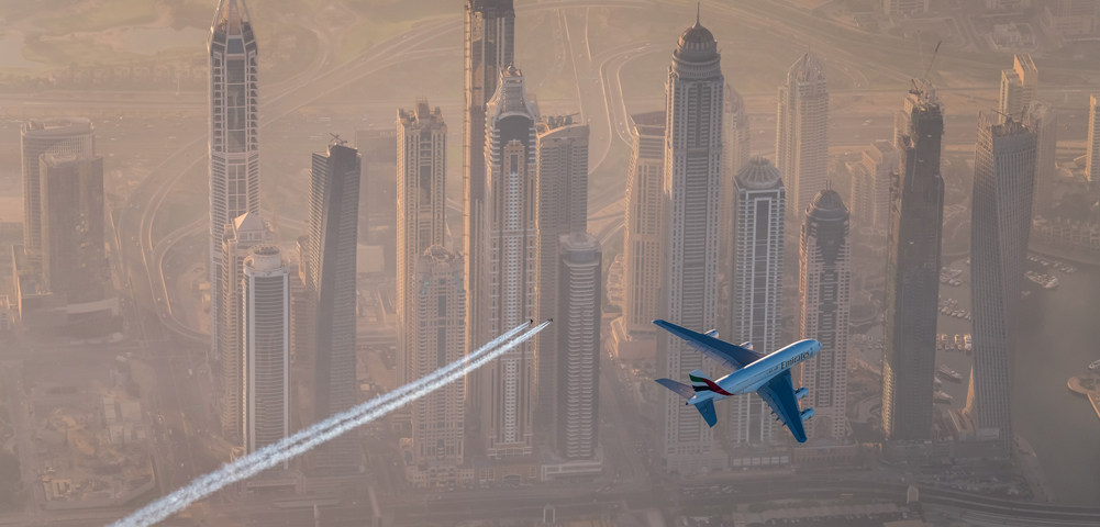 Back down to Earth: In conversation with Jetman Dubai duo