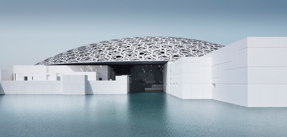 Louvre Abu Dhabi: Art and architecture
