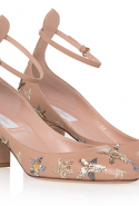 Valentino Star Embellished Tango Pumps at Symphony, Dhs4,215