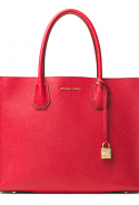 Michael Kors Mercer Large Leather Tote, Dhs1,090
