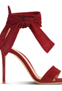 Gianvito Rossi suede sandal, Dhs2,745