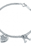 Tiffany & Co. Return to Tiffany Love bracelet, price upon request